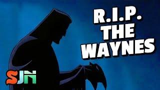 What if Batman's Parents Never Died?!