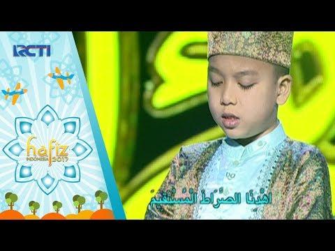 HAFIZ INDONESIA - Tantangan Bacaan Solat Witir Untuk Ahmad [20 Juni 2017]