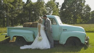Troy & Megan's Wedding Video | The Carriage House | Conroe, TX