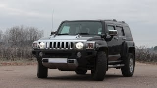 видео Отзыв Hummer H3 3.7 Adventure (Хаммер Эйч 3) 2009 г. Часть 8