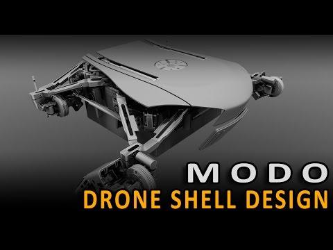 Drone: Design Shell
