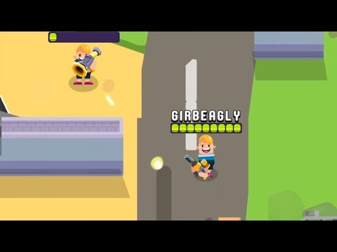 Gun Battle Game On Lagged Let S Play Youtube