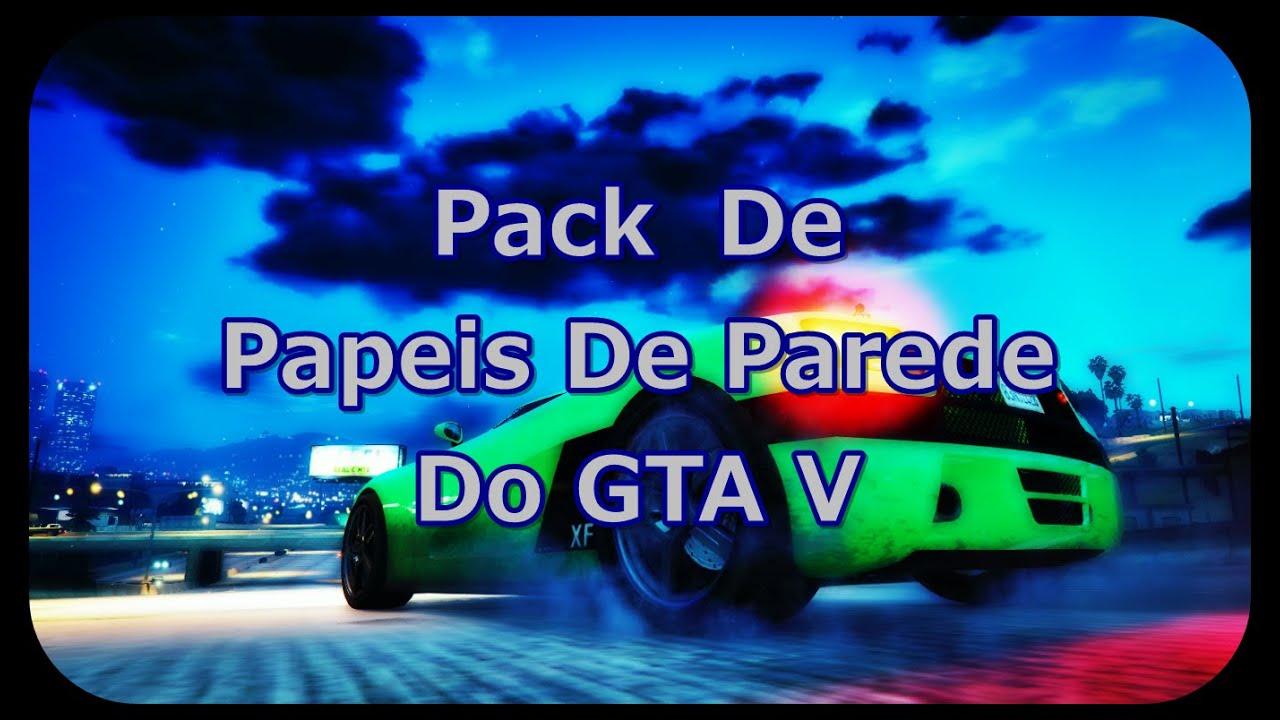 Pack De Wallpapers GTA V