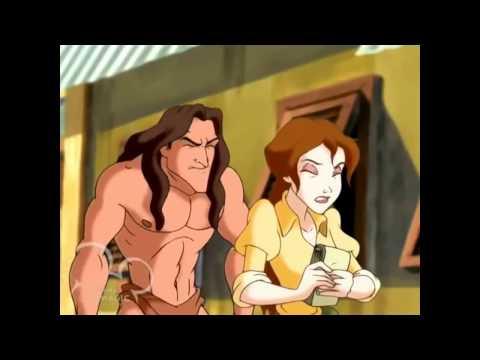Tarzan Full Movie Disney ♥♥♥ English Episodes Cartoon  ♥♥♥ Season 1 [HD1080] - P