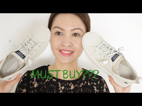 Sperry Women's Crest Vibe Sneakers - Review