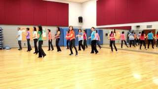 The Most Beautiful Girl - Line Dance (Dance & Teach in English & 中文)