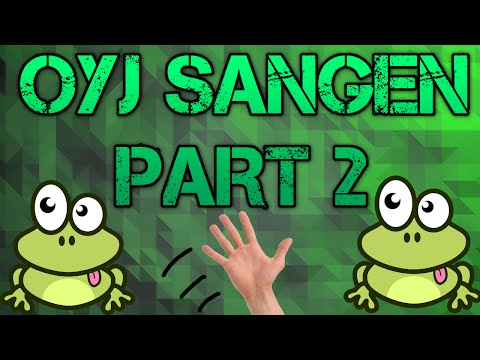 OYJ SANGEN - PART 2!!!