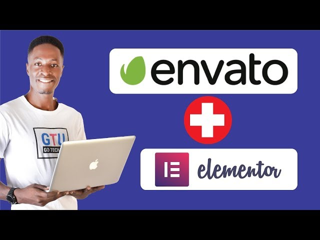 Envato Template Kit + Elementor: Create Awesome With Envato Elements, Elementor + Hello Theme