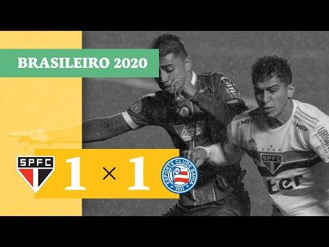 Sao Paulo Bahia Goals And Highlights