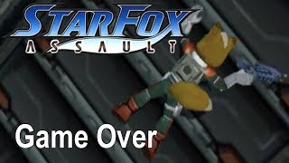 Game Over: Star Fox: Assault