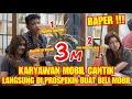 GODAIN SPG MOBIL CANTIK AWALNYA BETE LAMA - LAMA TERKEJOEEDDD!!