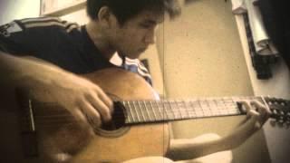 Mùa Đông Đã Qua Guitar Cover