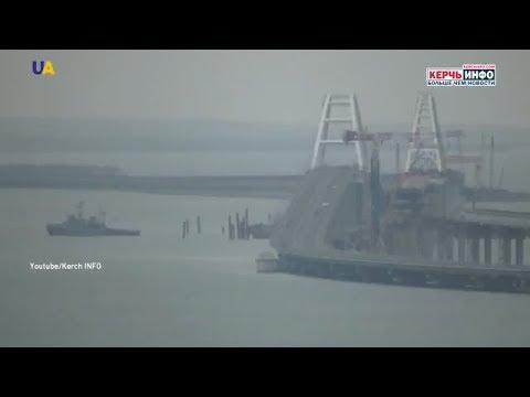 Countermeasure To The Russian Blockade Of The Azov Sea: Ukrainian Ships Crossed The Kerch Strait