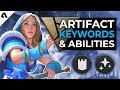 Artifact | Keywords and Abilities Explained - What You Need To Know Before Playing