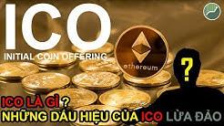 Đầu tư ICO là gì ? Những dấu hiệu nhận biết 1 dự án ICO lừa đảo trong thị trường tiền ảo