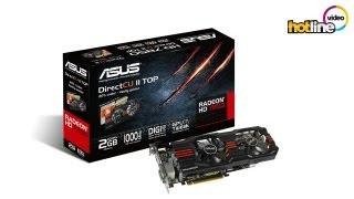 обзор ASUS HD7850 DirectCU II TOP (HD7850-DC2T-2GD5-V2)