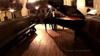 Jon Harald Gjesdal - Budapest (Official Video) - Piano, soulful, relaxing, meditation mp3