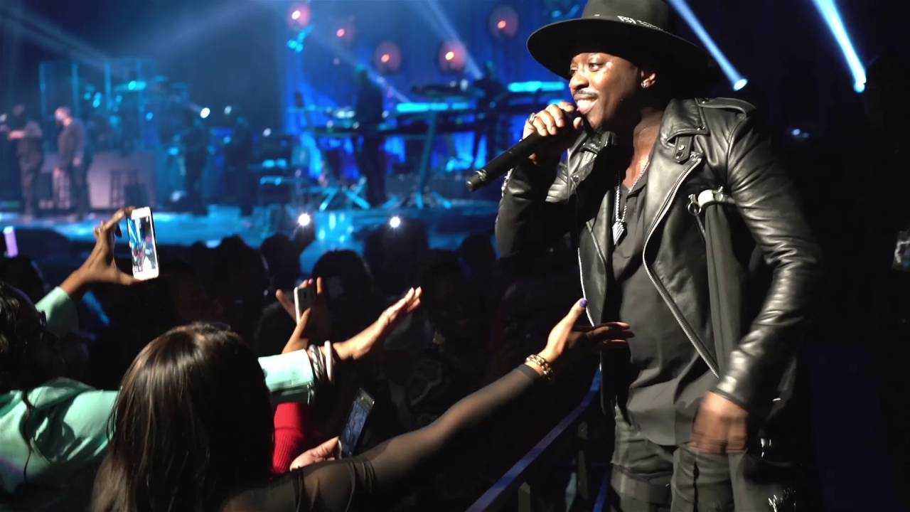 Image result for anthony hamilton concert