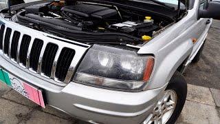 jeep grand cherokee wj 2 7 crd 02 zimny silnik odpalanie i praca autodal import gdańsk