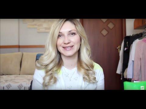 Выходные с Natasha Naffy: уход за окрашенными волосами и естественный макияж - All Things Hair