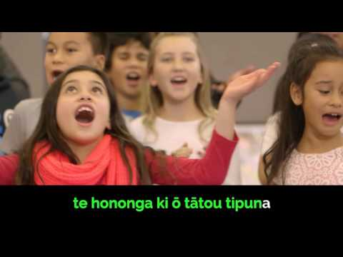 Maimoatia - Pūkana & Whānau - with Karaoke lyrics