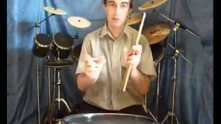 Владимир Прокофьев барабаны видеоурок №3