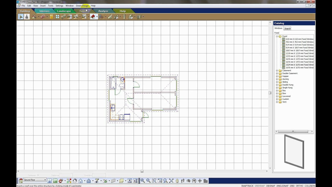 TurboFloorPlan3D Home & Landscape Pro - YouTube