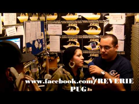 Reverie Radio Interview 2013 on Innacityfm Radio with DjDange #TeamDange