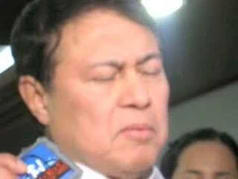 Villar: No Senate compromise on Neri issue