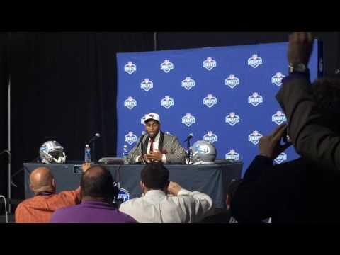 "Arizona draft pick Haason Reddick: ""I never saw this coming"""
