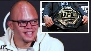 Anthony Smith Wants The Belt!+Conor Mcgregor Wants Floyd Mayweather Rematch+Dana White[UFC]|MMA N.O.