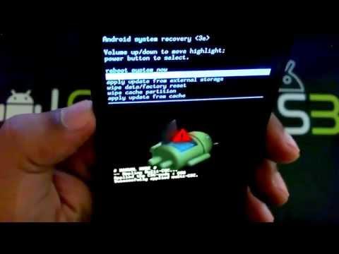 Android Super User : الريكفري - Recovery (الجزء الثاني)