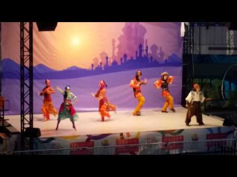 Aladin stage show at city centre doha qatar(3)