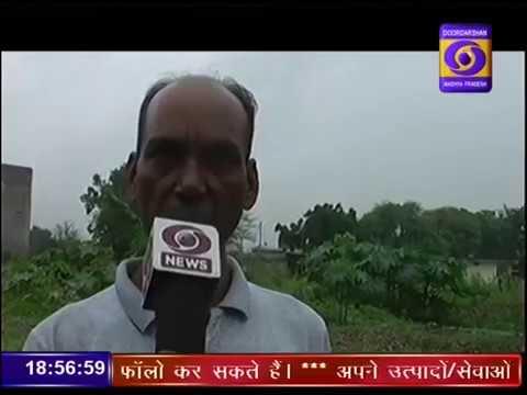 Urdu Ground Report Madhya Pradesh: Soil Helth Card Scheme Neemuch