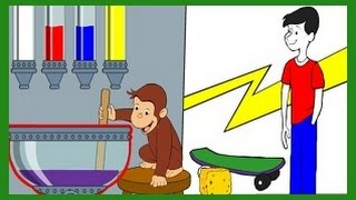 Curious George - Mix and Paint - Curious George Games - PBS KIDS thumbnail