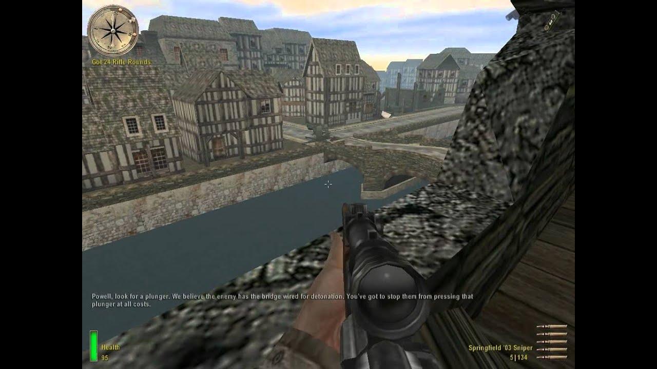 تحميل لعبة ميدل اوف هونر للكمبيوتر Download Medal Of Honor