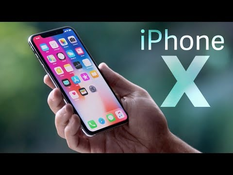 iPhone X: First Look