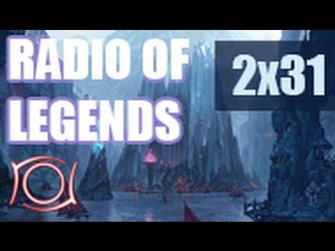 Radio de las Leyendas - 2x31 - Summer Promotion, opinión de los nuevos equipos, OGN y NA Relegation