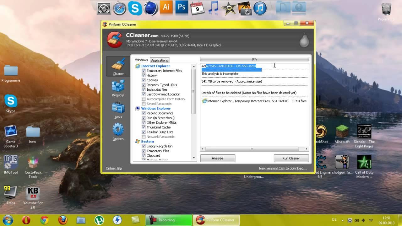 Windows 8 1 Schneller Machen windows 7 8 fps erhöhen schneller machen