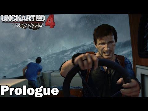 Uncharted 4: A Thief's End Walkthrough: Prologue