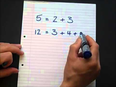 Summing Consecutive Numbers