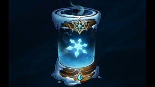 League of Legends - open 10 SNOWDOWN CAPSULES + 22 HEXTECH CHESTS & crafting HEXTECH KOG'MAW