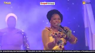 Tope Alabi Ministration At THUG 2019 [This House Under God Of Guiding Light Assembly, Ikoyi]