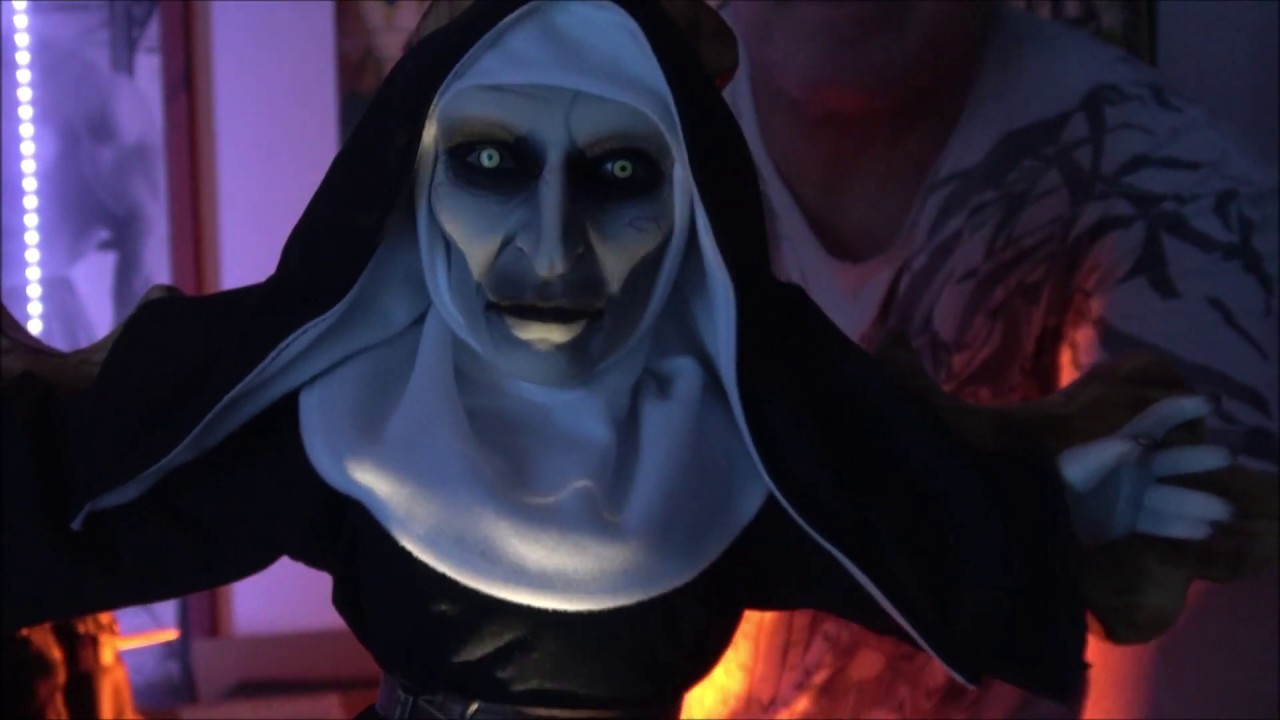 Mezco Toyz The Nun 18-Inch Conjuring Universe Designer MDS Roto IN STOCK