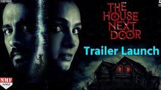 'The House Next Door' Official Trailer Launch | Siddharth, Atul Kulkarni, Milind Rau | Horror Movie