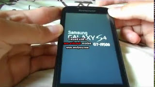 Samsung Galaxy S4 ROM for Lenovo A369i review
