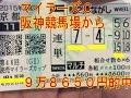2015年 マイラーズカップ阪神競馬場払い戻し(会員様)
