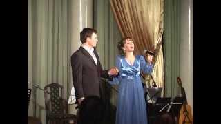 Сергей и Наталья РУСАНОВЫ - Серебряные свадьбы