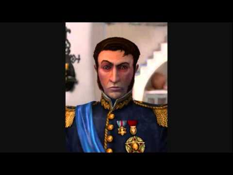 CIV: Colonization Diplomacy Music - Jose de San Martin