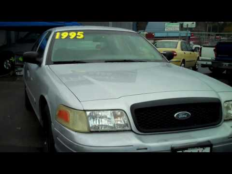2001 FORD CROWN VICTORIA SOLD!!